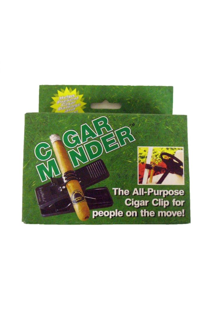 ProActive Cigar Minder Clip - Black