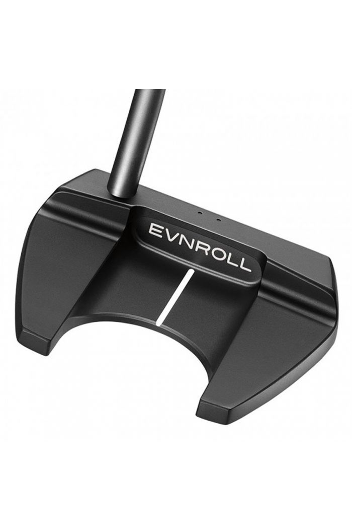 EVNROLL ER5 Hatchback Black Putter
