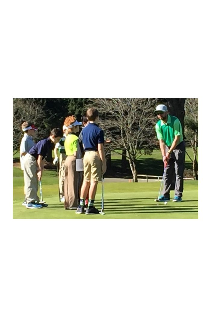 Puetz Golf Junior Private Trackman Lesson Series of 3 (Ages 6-16)