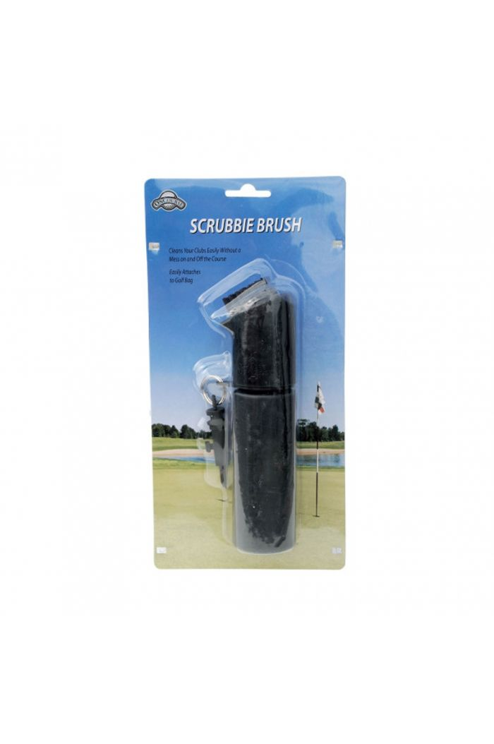 J&M Golf Scrubbie Brush