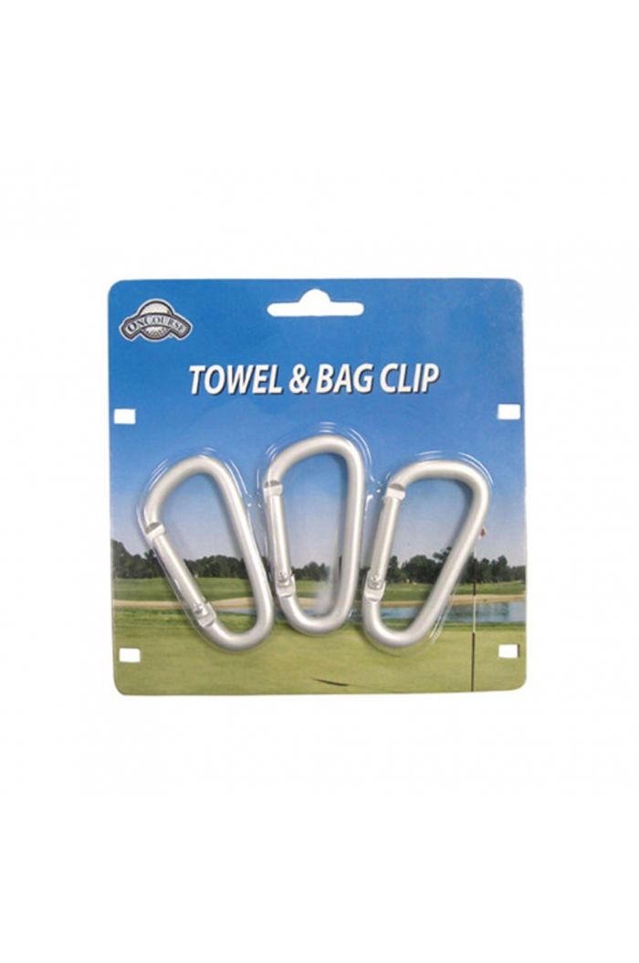 J&M Golf Towel and Bag Clip